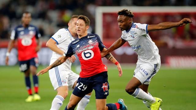 Ligue 1 - Lille v RC Strasbourg