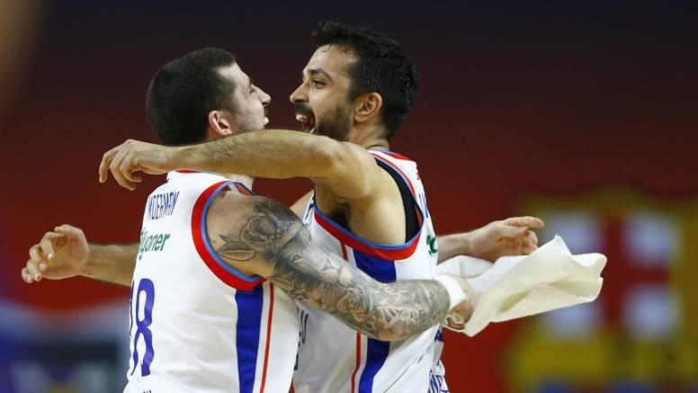Hrvat je opet europski prvak: Kruno Simon osvojio Euroligu!