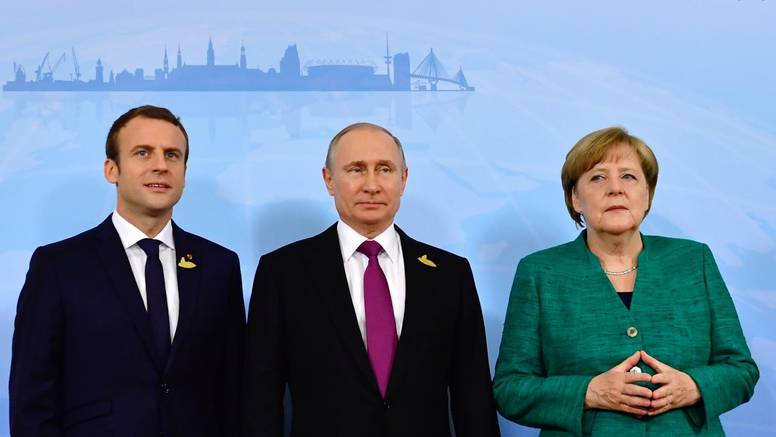 Putin ugošćuje Merkel: Pričat će o Bliskom istoku, Ukrajini...