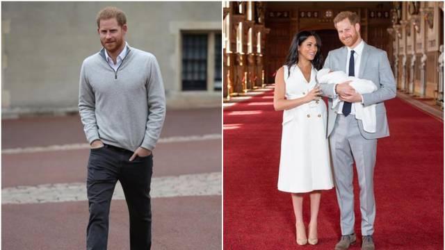 Archieju se baš ne spava, princ Harry pobjegao u Rim odmoriti