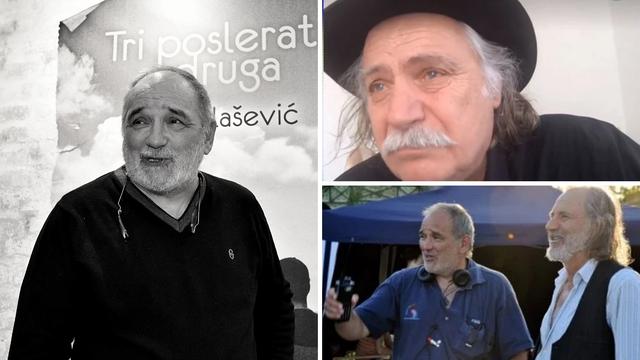 Rade Šerbedžija rasplakao se u programu uživo pričajući o Balaševiću: 'Jako me pogodilo'
