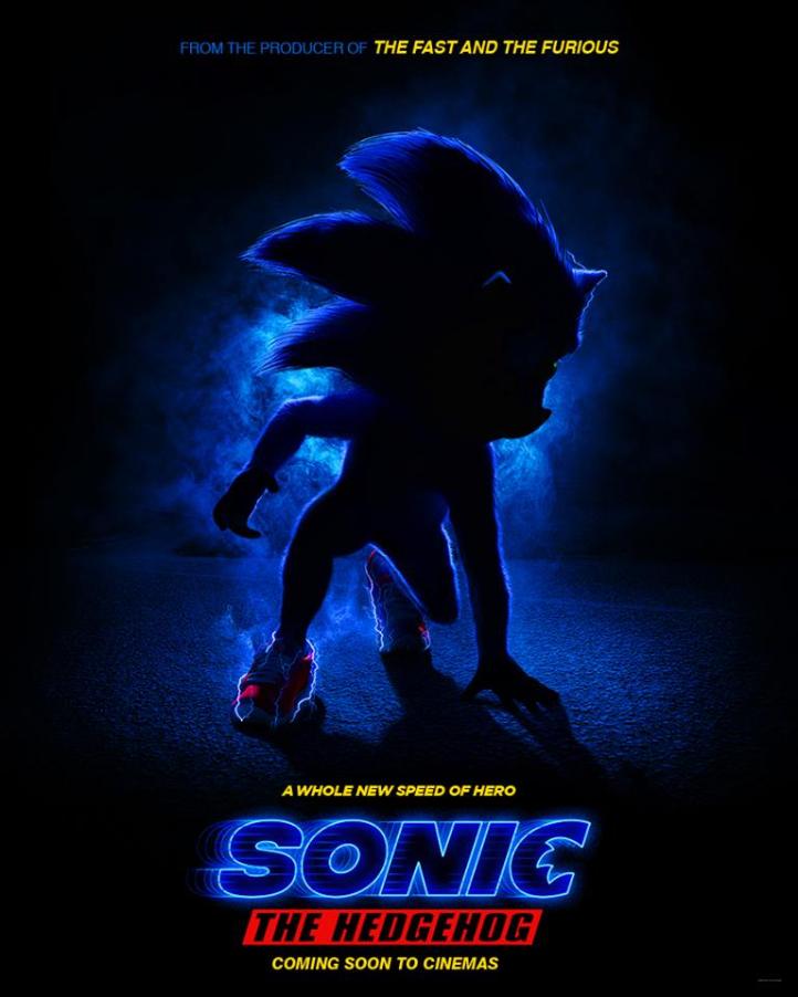 Dolazi 'Sonic The Hedgehog': Prvi put pokazan najbrži heroj