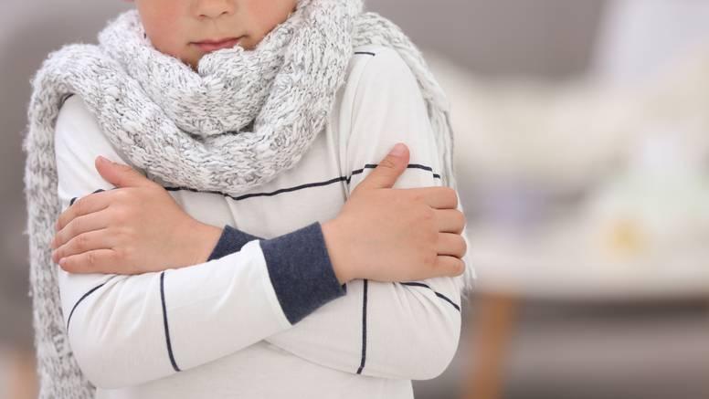 Dječak (7) alergičan na zimu: Dobije jaki osip i može umrijeti