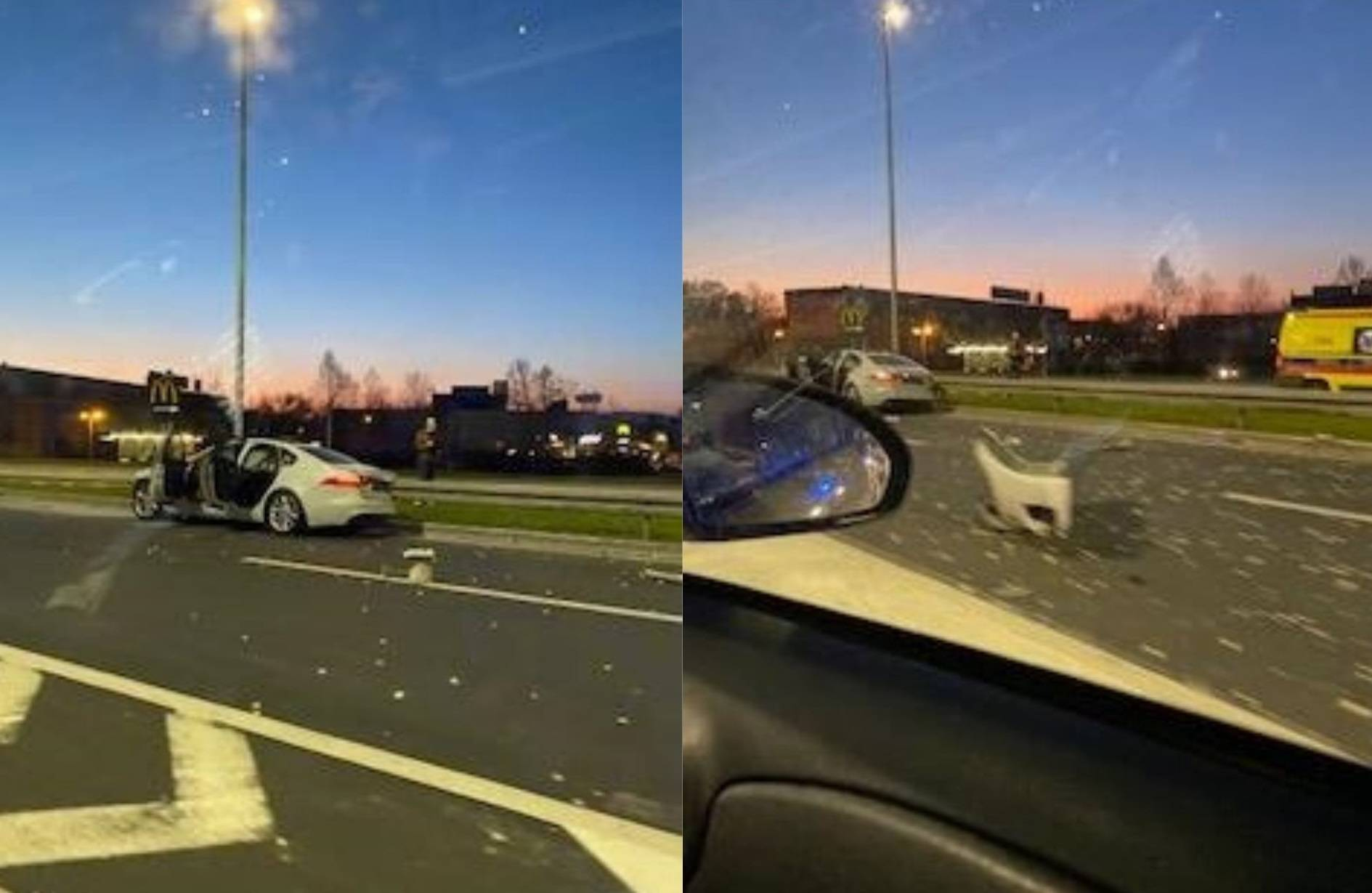 Nesreća kod Rotora: Dvoje ljudi hitno prevezeno u KBC Rebro