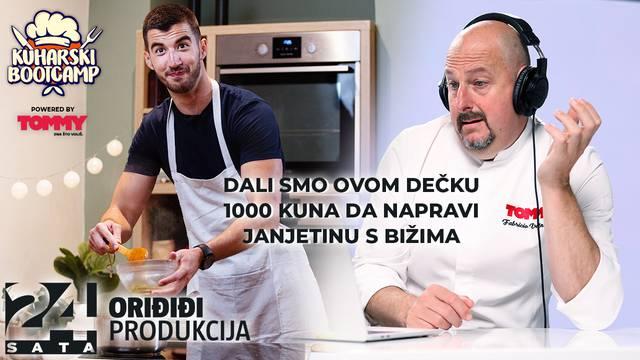 Recept za janjetinu s bižima: Pravo dalmatinsko jelo, važno je samo sitno nasjeckati meso...
