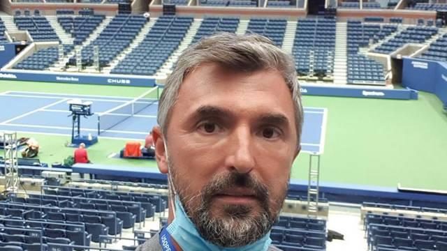 Pustoš na najvećem stadionu svijeta: Goran pokazao kako će izgledati 'korona' US Open...