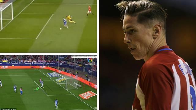 Nije Sivonjić, Torres je: Najgori promašaji napadača Atletica...