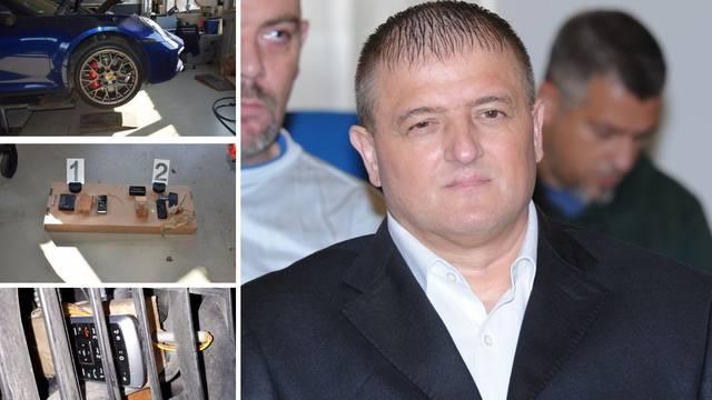 Sumnjiče ga za dvije bombe na Porscheu: Roso poriče krivnju, sud mu odredio istražni zatvor