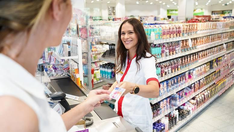 Ostvarite 15x više bodova na ukupnu kupnju u dm-u i dm online shopu