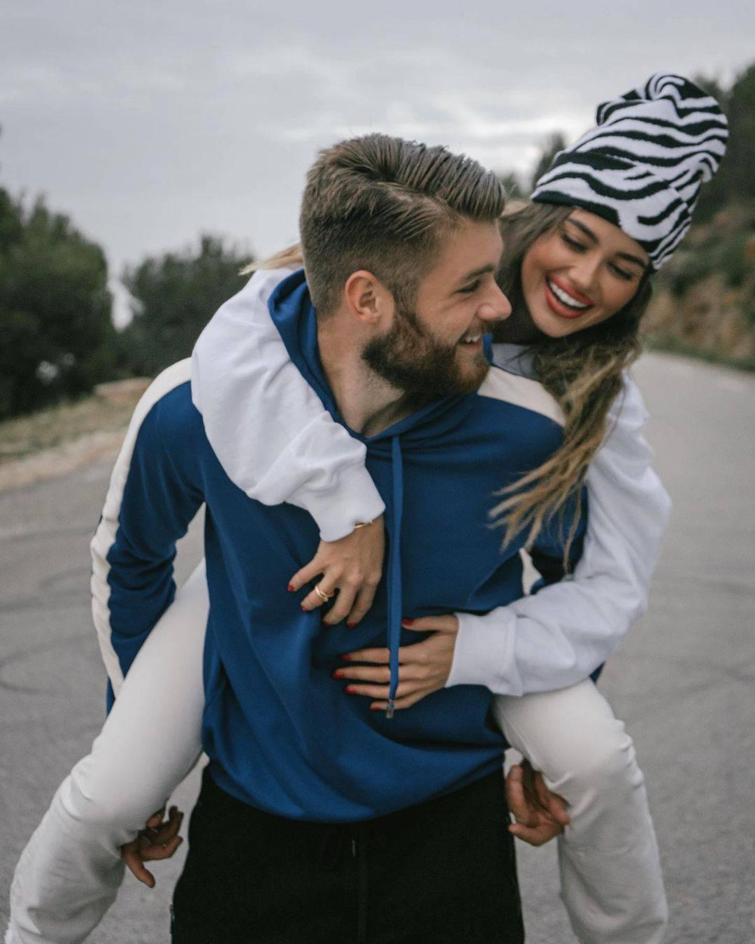 Ti si razlog mog osmijeha: Duje i Adriana oduševili su fotkama