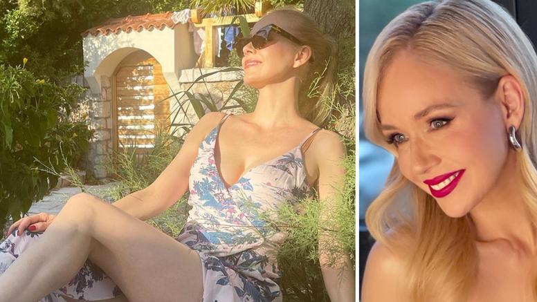 Rozga izazvala brojne reakcije zbog fotke na kojoj zavodljivo pozira u otvorenoj ljetnoj haljini