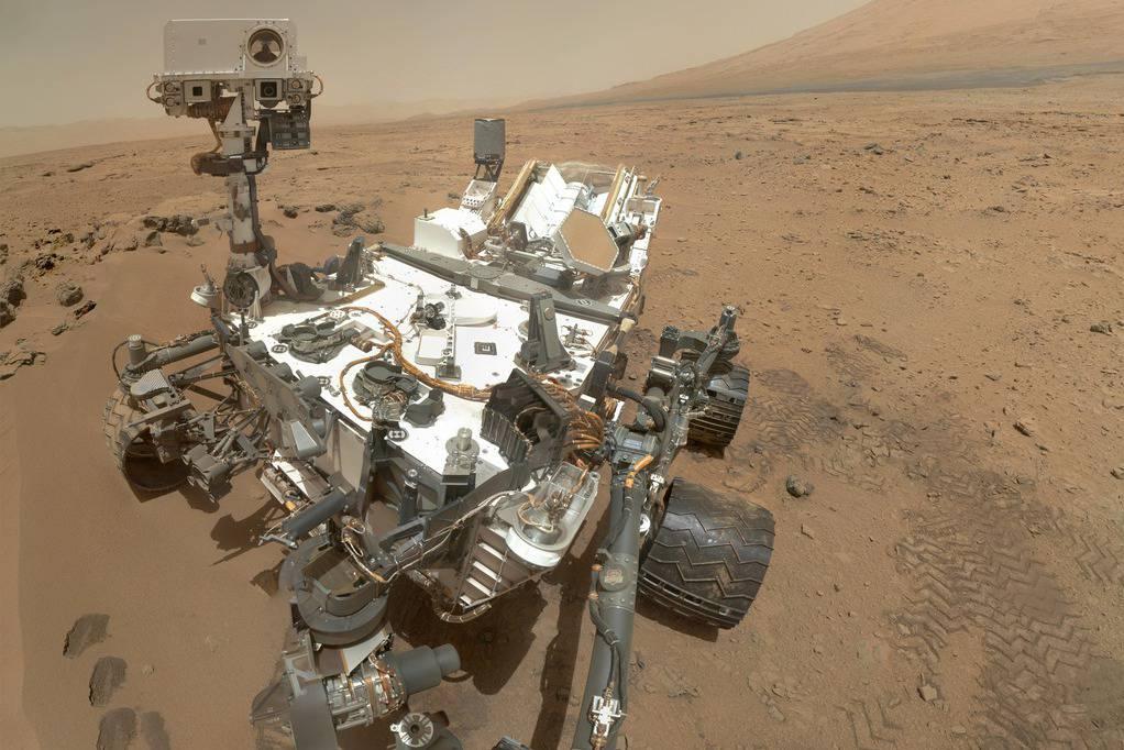 Novi Nasin rover  na Marsu sletjet će u krater 'Jezero'