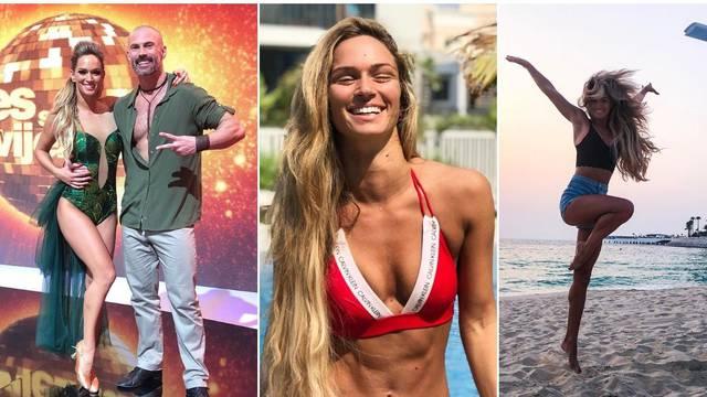 Valentina iz 'Plesa' pokazala isklesano tijelo: Sve je prirodno