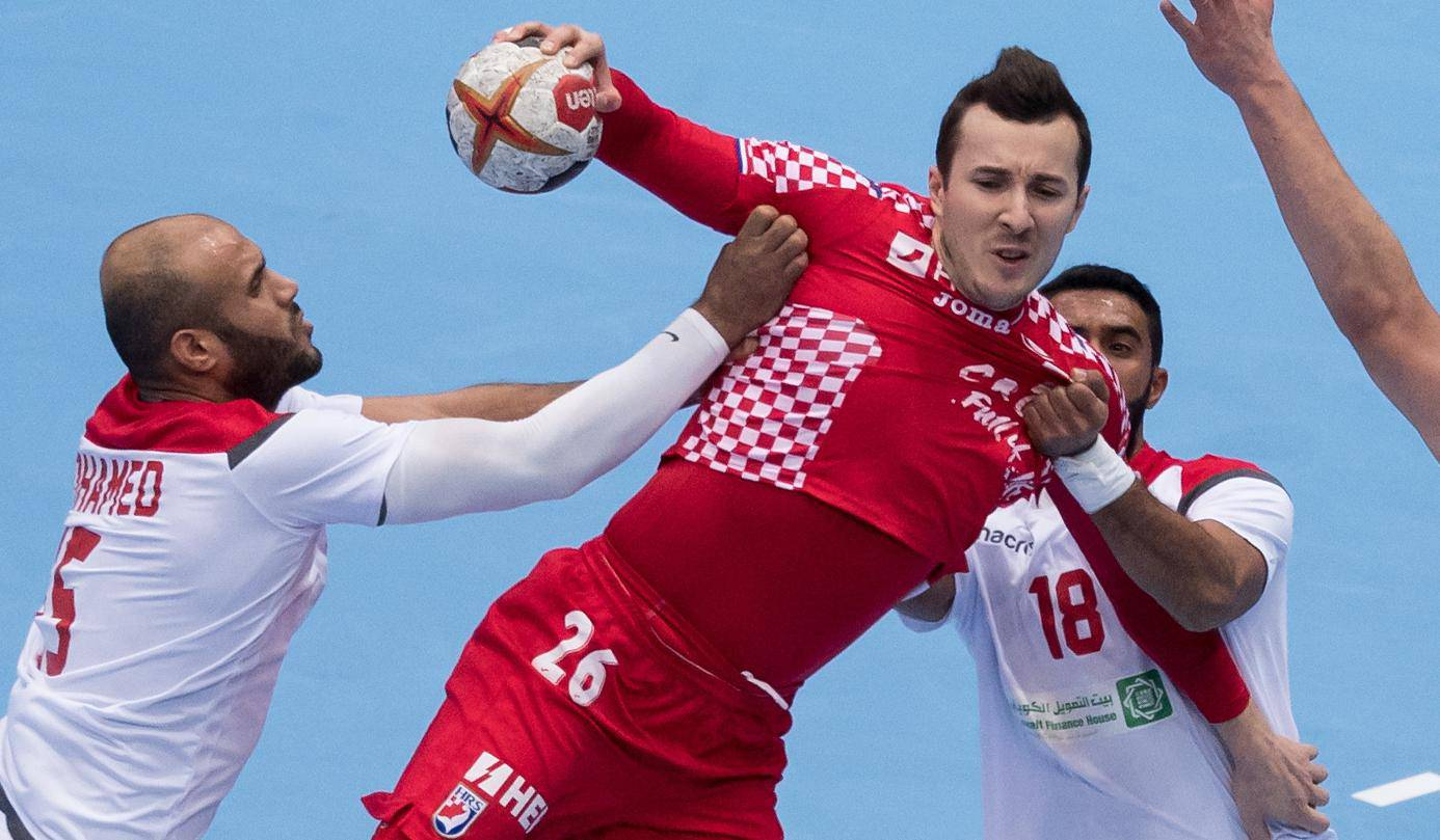 Croatia - Bahrain
