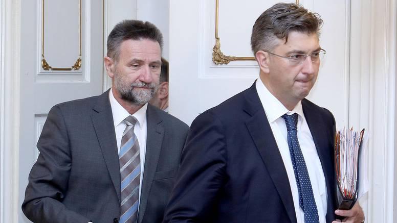 """""""Nisam kriv što  Đikić odlazi, Hrvatska  je slobodna zemlja"""""""