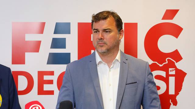 SDP-ova konferencija na temu novonastale političke situacije u Istri