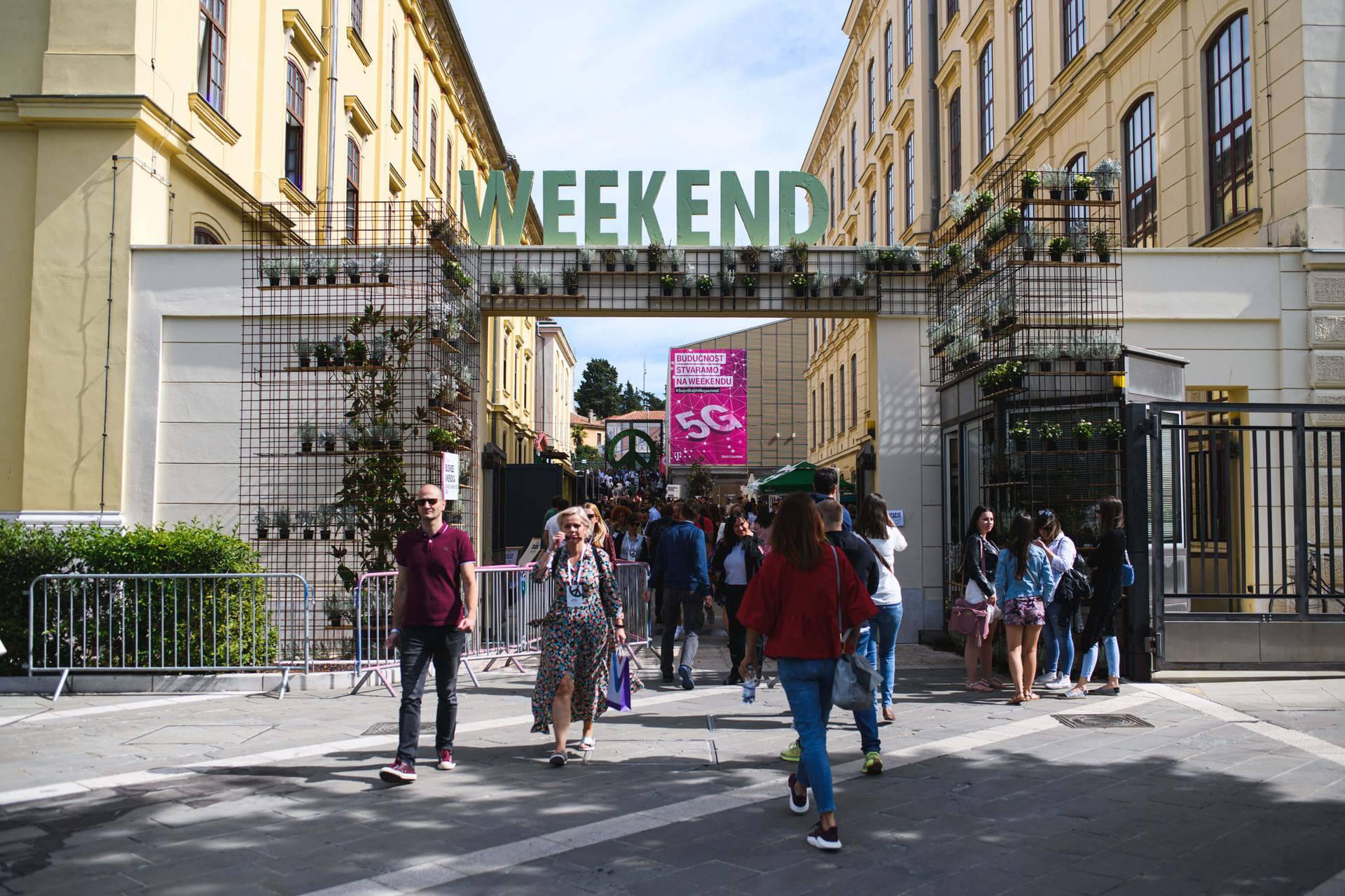 Weekend Media Festival preskače 13. izdanje i vraća se u rujnu iduće godine