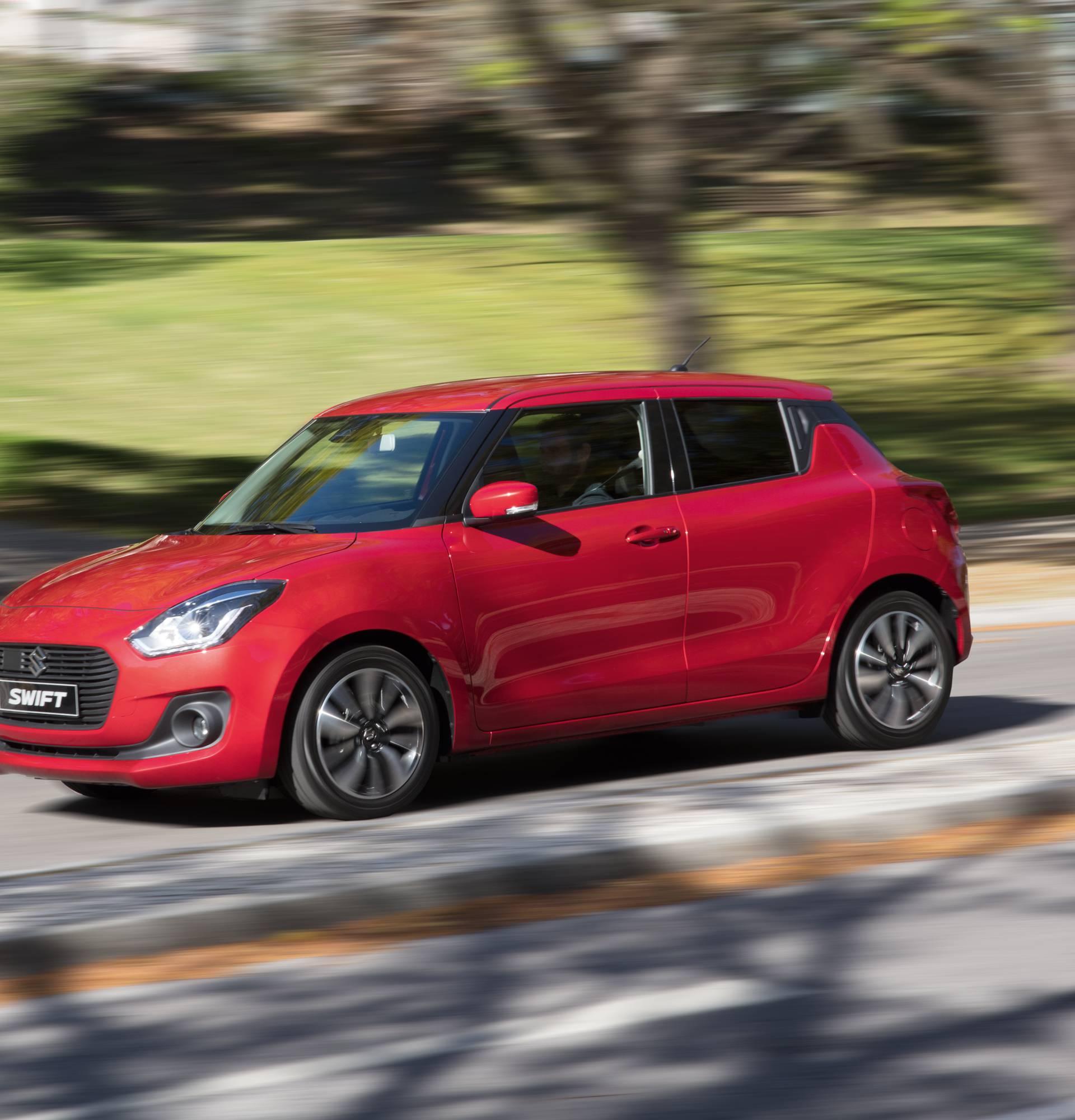 Lakši, življi i zabavniji u vožnji: Igrajte i osvojite Suzuki Swift