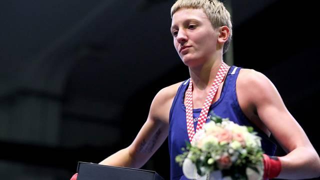 Zagreb: Međunarodni turnir u boksu Grand Prix Zagreb 2020., finale, žene 61kg-54kg