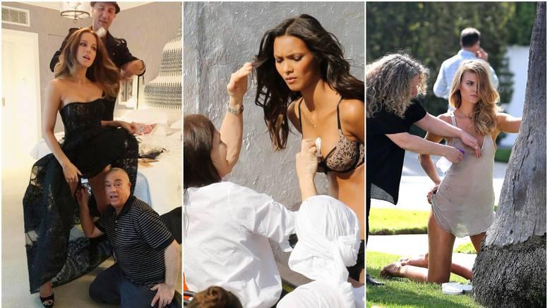 Je li ovo najbolji posao ikad? Oni 'popravljaju' grudi J.Lo i mažu uljem Viktorijine anđelice