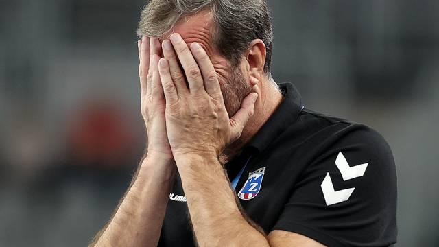Trener RK PPD Zagreb,  Veselin Vujović
