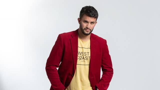 Damir Kedžo: 'Nemam prave prijatelje na hrvatskoj estradi'