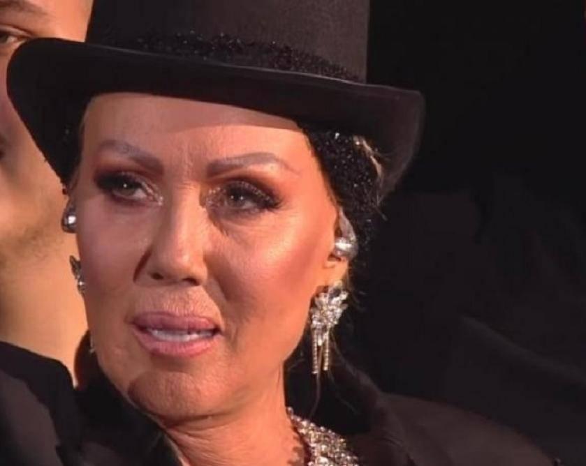 Brena u suzama na snimanju: 'Oči su mi crvene od plakanja'