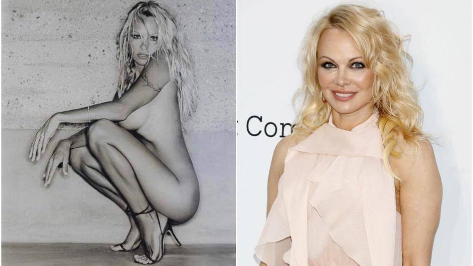 Playboy objavio golišavu fotku Pamele iz 90-ih: 'Ti si boginja'