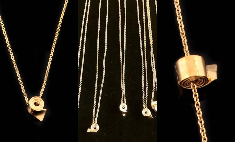 Chic nakit u doba korone: Mala zlatna rola toaletnog papira...