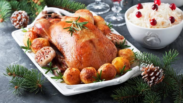 Želite odojka, puricu ili patku za Božić? Donosimo savjete za vrlo sočne pečenke - slasne i masne