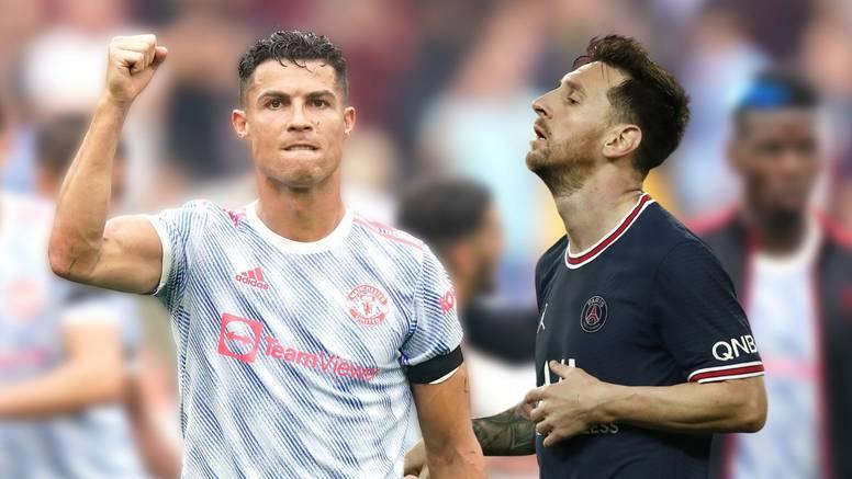 Ronaldo je prestigao Messija: Koliko su zaradili i tko ih plaća?