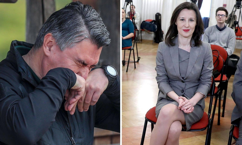 'Milanovićev ton je agresivan i šovinistički, neće me ušutkati'