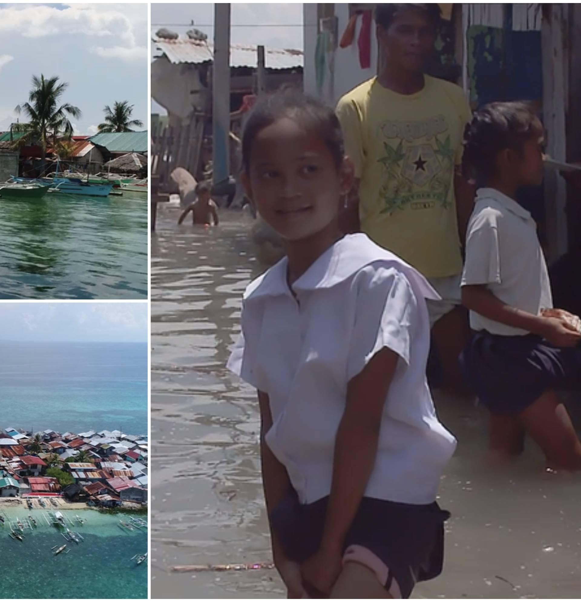 Filipinski otok koji tone