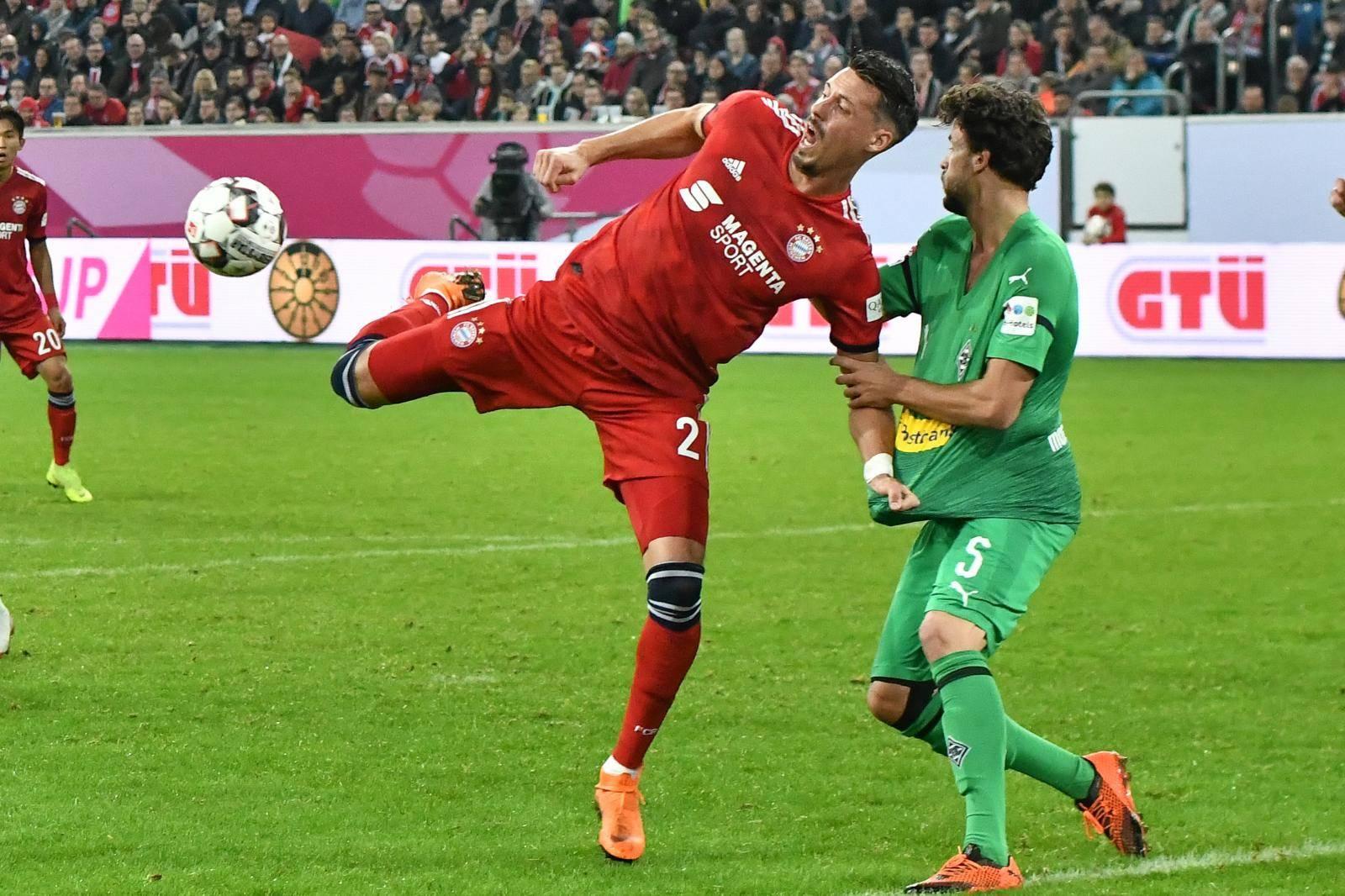 GER, Telekom Cup, Borussia Moenchengladbach vs FC Bayern Muenchen
