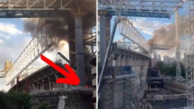 Santiago Bernabéu u plamenu!