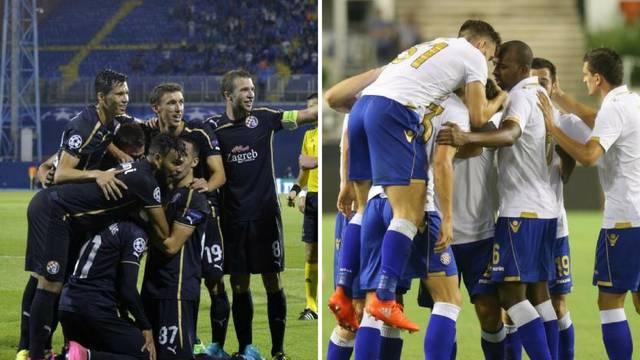 Uefa: Dinamo i Hajduk vladaju u pretkolima europskih kupova