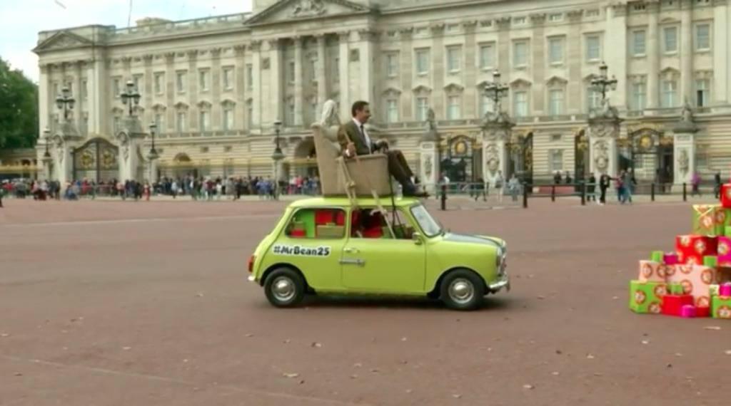 Nasmijat će vas do suza: Mr. Bean proslavio je u svom stilu