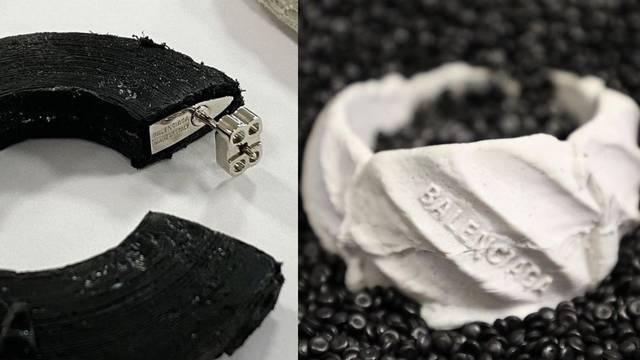 Balenciagina kolekcija nakita inspirirana oceanom i fosilima