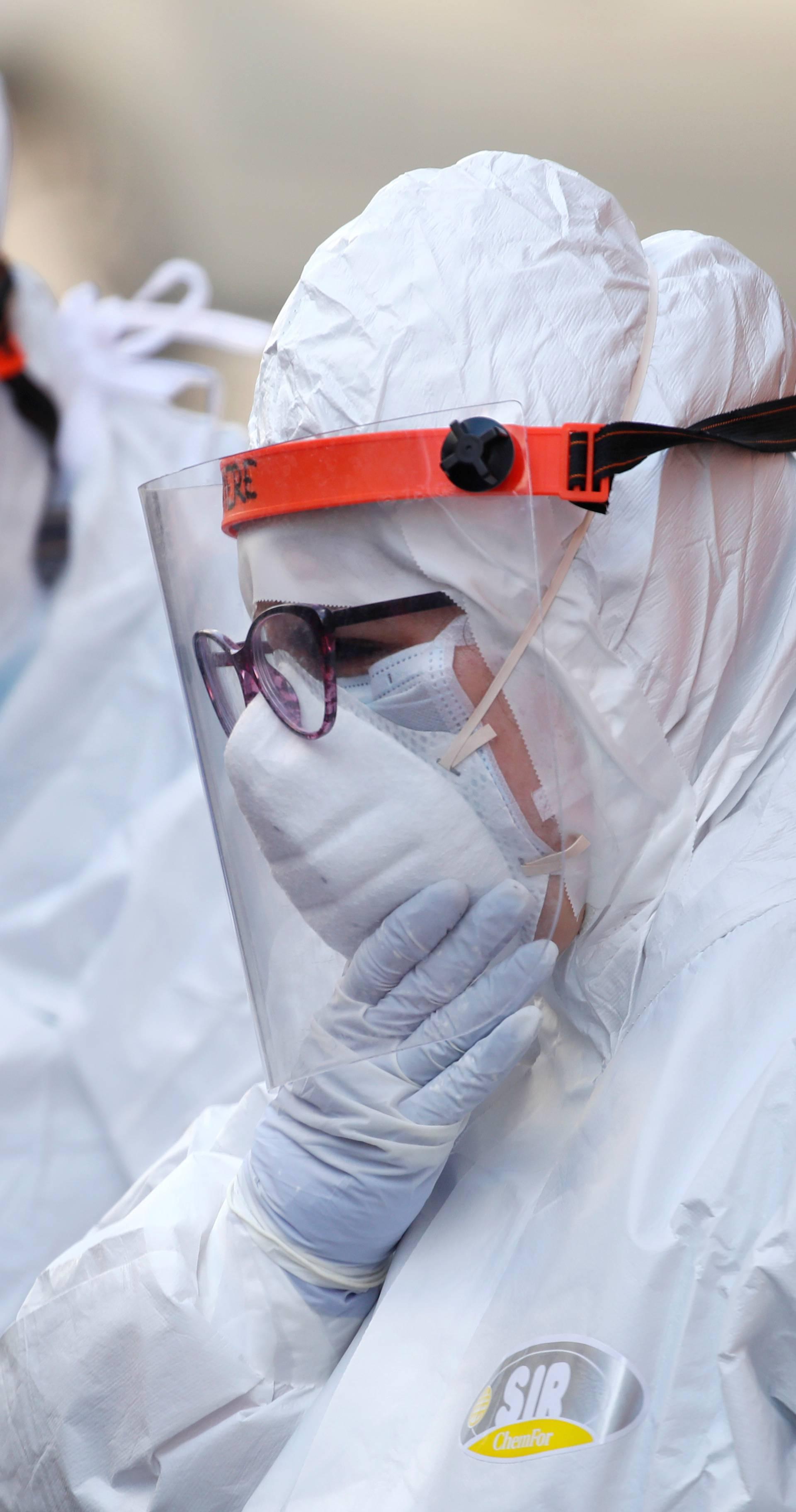 Crni dan u Francuskoj: 1427 zaraženih umrlo u jednom danu