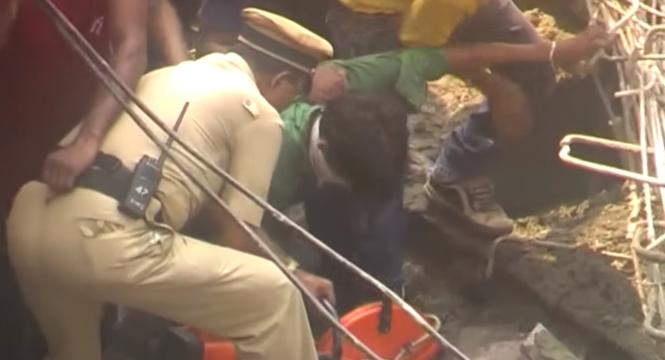 Urušio se nadvožnjak: 18 ljudi poginulo, preko 150 ozlijeđeno