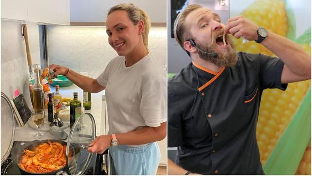 Donna Vekić mami Pažanina sa škampima: Palim avion i stižem