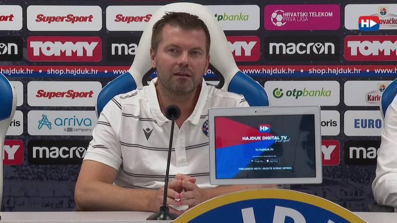 'Ne znam ni sam koliko je novih igrača došlo. Subašić? Pomoći će mladima da budu sve bolji...'