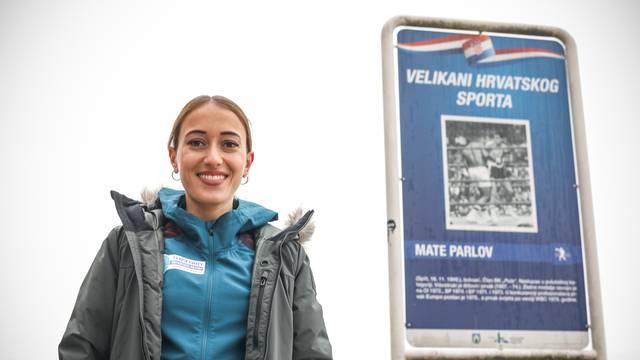 'Rođak i uzor Mate Parlov više nije jedini olimpijac u obitelji...'