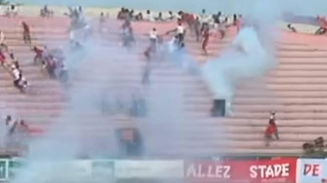 Tragedija u Dakaru: Najmanje 8 mrtvih u stampedu na stadionu