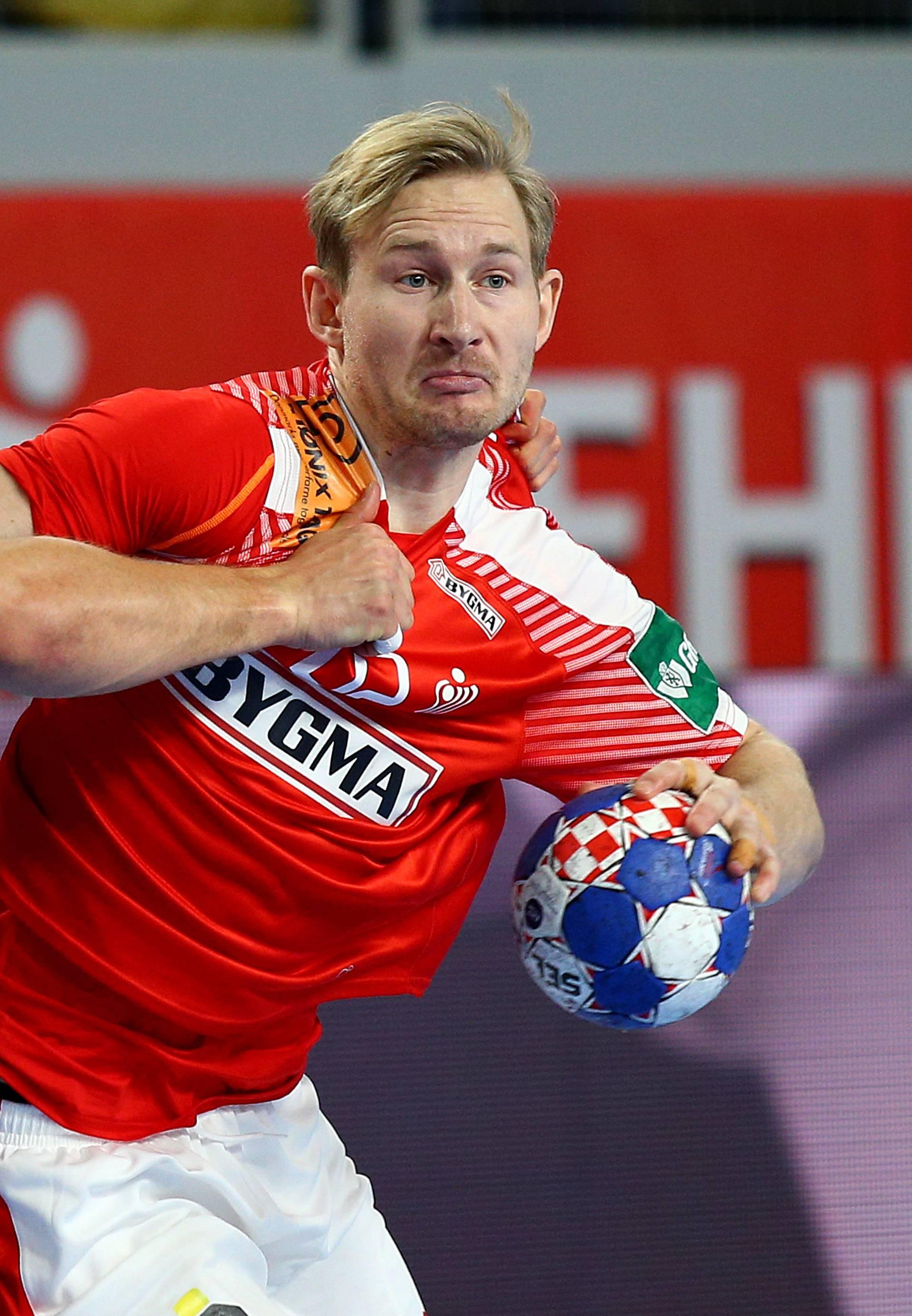 EHF Euro, Njemacka - Danska