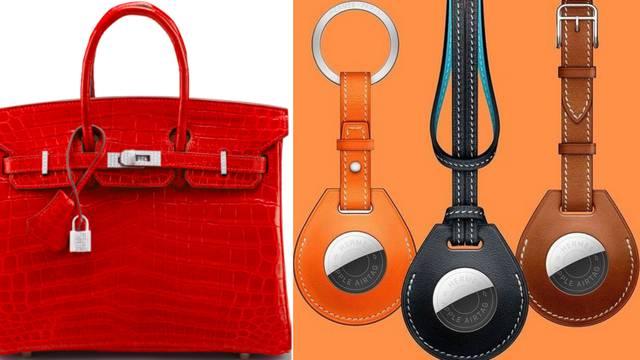 Hermès je osmislio bluetooth privjeske za torbe i kovčege
