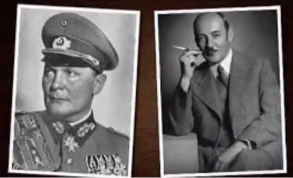 Brat mu je bio Hitlerova desna ruka, a on je mrzio naciste...