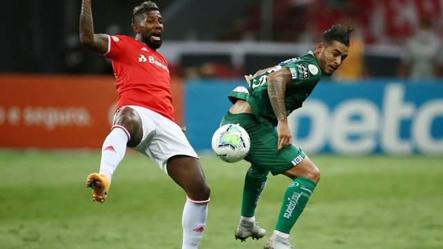 Brasileiro Championship - Internacional v Goias