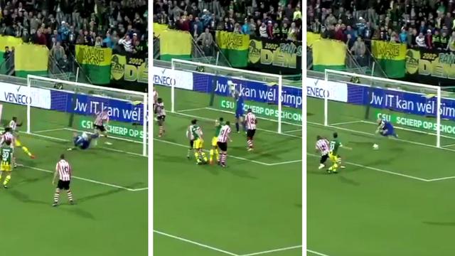 Nizozemski 'Buffon' u desetak sekundi obranio četiri zicerčine