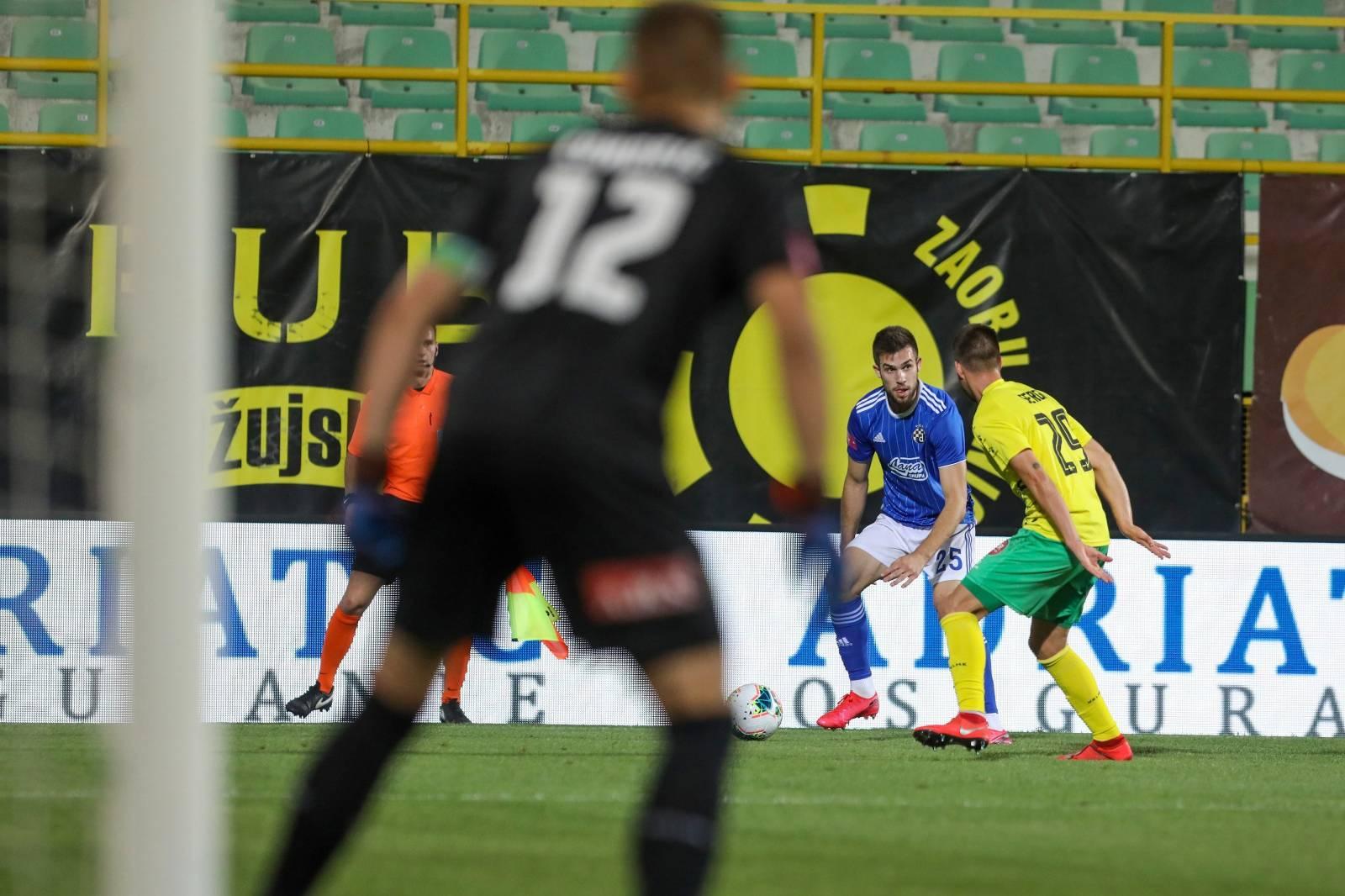 Pula: NK Istra 1961 i GNK Dinamo odigrali utakmicu 35. kola Prve HNL